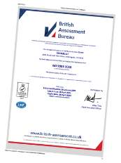 ISO9001:2015 - click to view